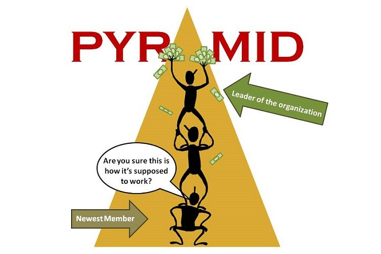 My Recent Experience With Pyramid Schemes