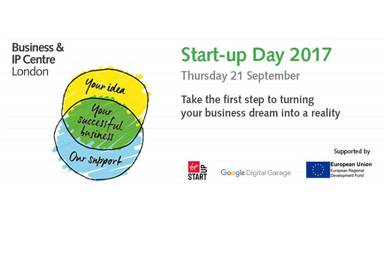 The British Library Start-up Day
