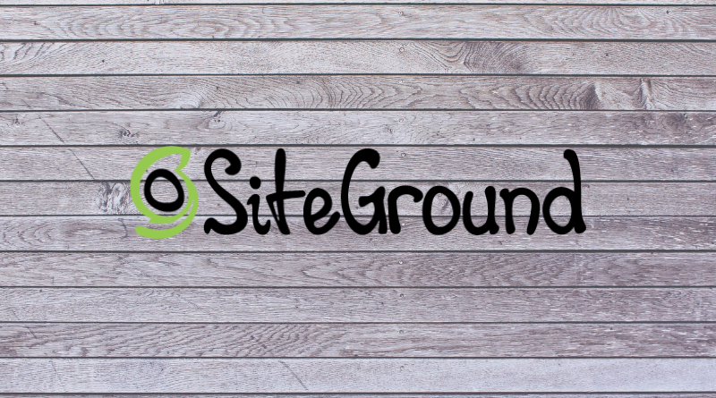 Sponsored: Why We Have Partnered Up With SiteGround